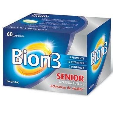 BION 3 Sénior 60 comprimés