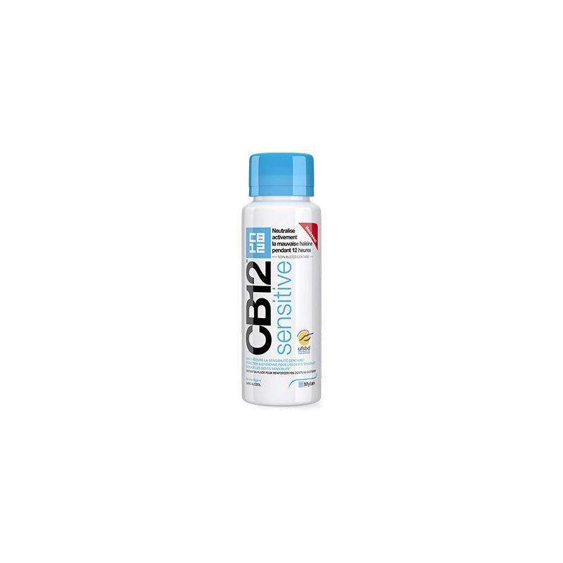 CB12 Sensitive bain de bouche 250ml disponible sur Pharmacasse