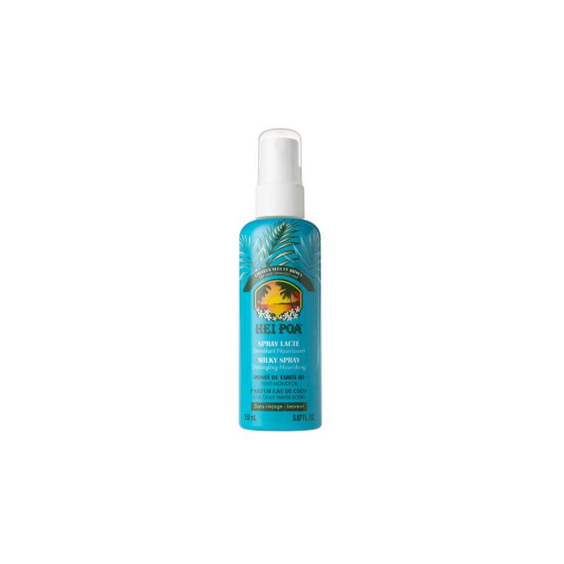 Hei Poa Spray lacté démêlant et nourrissant au monoï 150ml disponible sur Pharmacasse