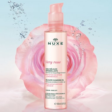 Nuxe Very Rose Huile...