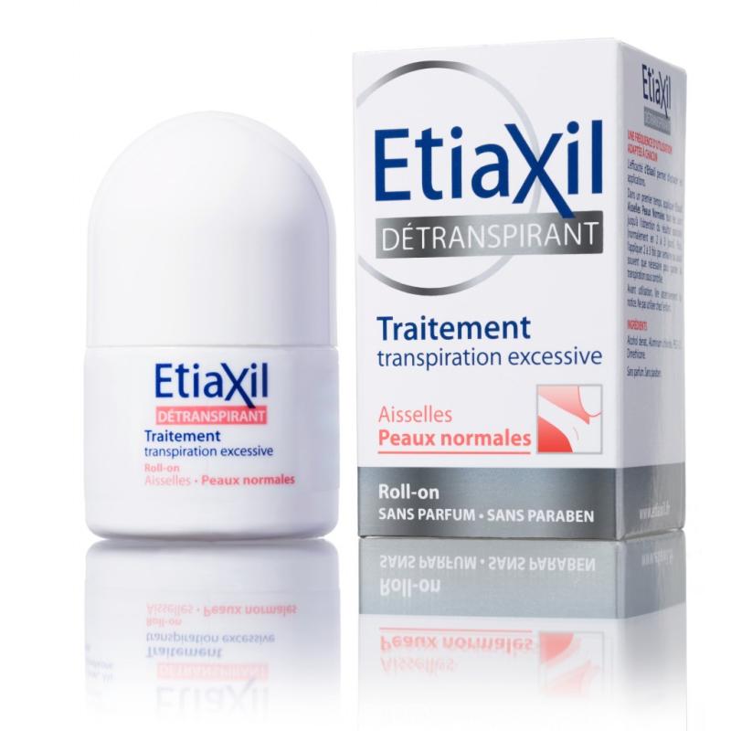 ETIAXIL AISSELLES Peaux Normales disponible sur Pharmacasse
