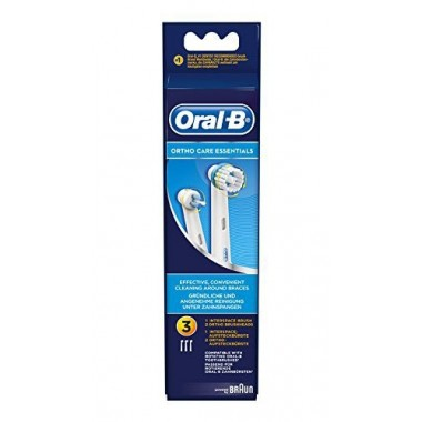 ORAL-B Brossettes Ortho care essentials