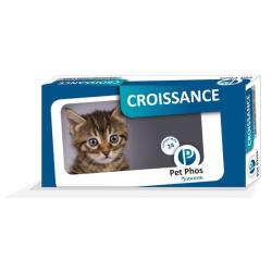 Pet phos croissance chat 24cps