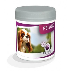 Pet Phos pelage chien 50cps