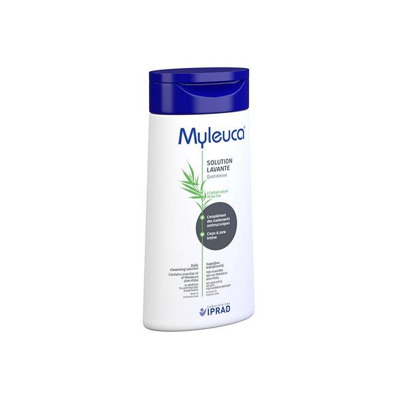 Myleuca Solution Lavante 200ml disponible sur Pharmacasse