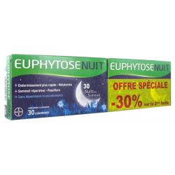 Euphytose nuit lot de 2 x...