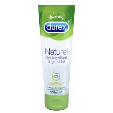 Durex naturel gel lubrifiant 100ml disponible sur Pharmacasse