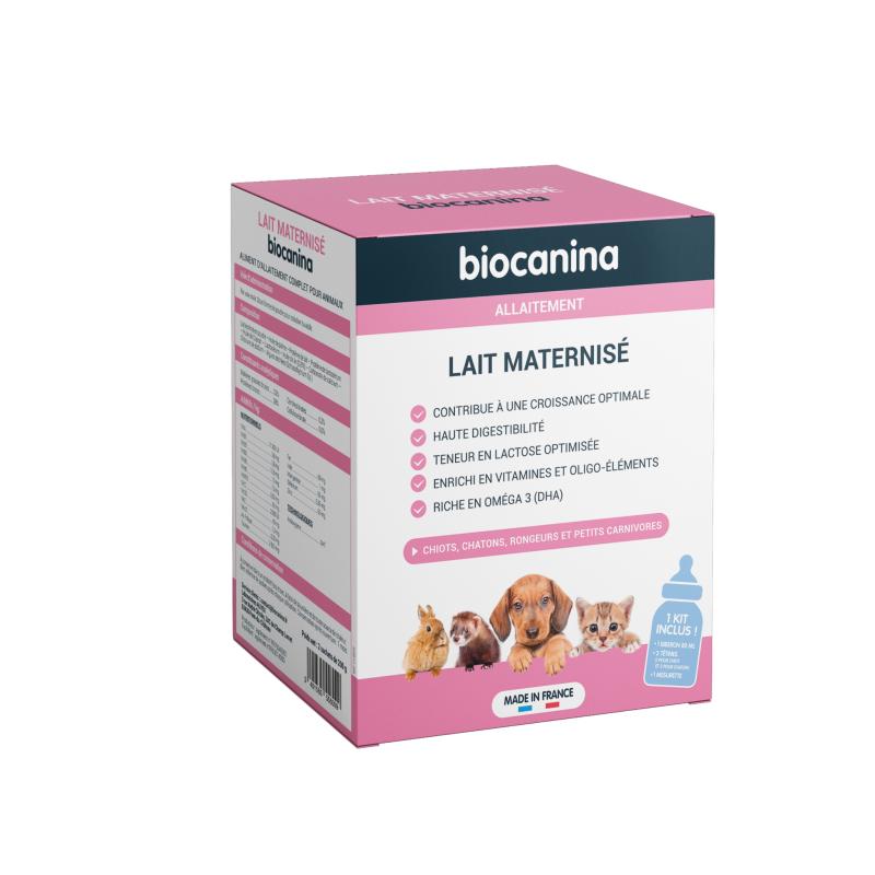 BIOCANINA Lait maternisé 400g (2X200G) disponible sur Pharmacasse