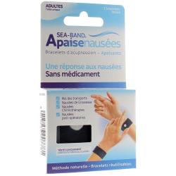 Sea-Band Bracelets anti-nausées bt 2