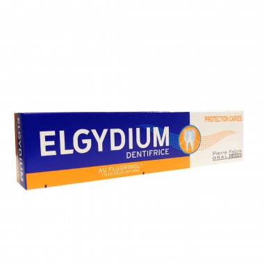 Elgydium Protection Caries Dentifrice 75 ml