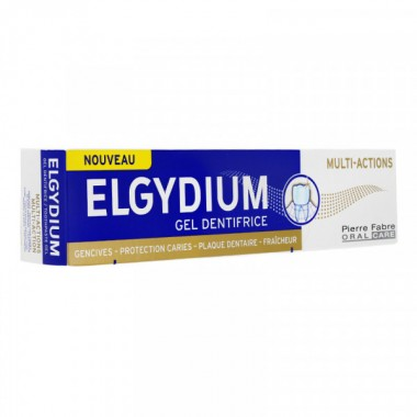 Elgydium Multi-Action Dentifrice 75 ml