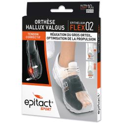 EPITACT SPORT Flex 02 Orthèse Hallux Valgus L