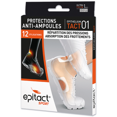 EPITACT SPORT Tact 01 Protections anti-ampoules