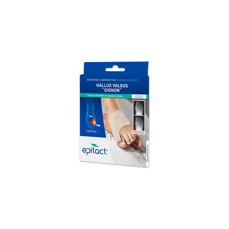 EPITACT Orthèse corrective hallux valgux nuit M disponible sur Pharmacasse