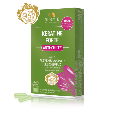 Biocyte keratine forte anti...