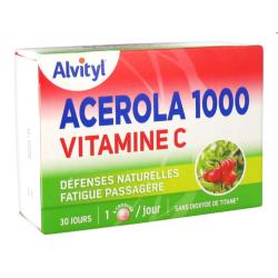 ALVITYL Acérola 1000...