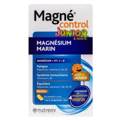 Magné Control Junior et adulte 30 comprimés à sucer