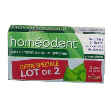 Homéodent Soin complet...