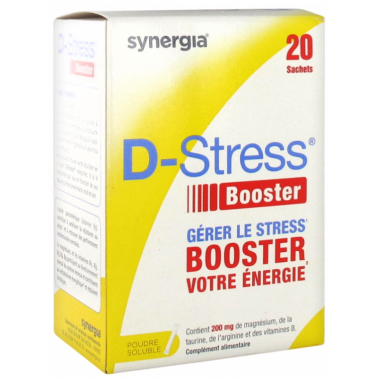 D-Stress Booster Poudre...