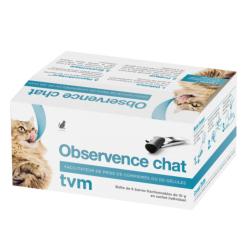 Observence Chat Boîte de 6 Barres Fractionnables de 10g disponible sur Pharmacasse