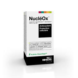 Nhco NucléOx Boîte de 56 gélules GreenCaps disponible sur Pharmacasse