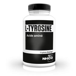Nhco L-Tyrosine Boîte de 70 gélules ClearCaps