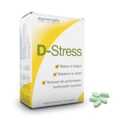 D STRESS 80 comprimés