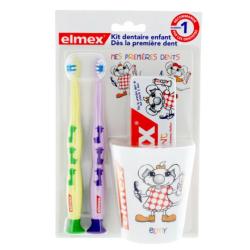 ELMEX Kit dentaire Dès la...