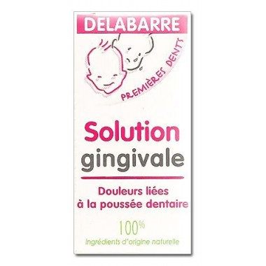 DELABARRE solution...