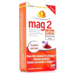 MAG 2 Safran Boîte de 30...