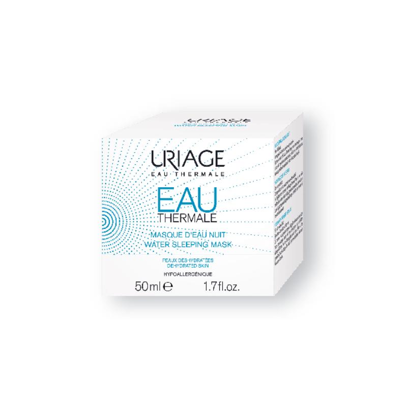 Uriage Eau Thermale Masque D'eau Nuit 50ml disponible sur Pharmacasse