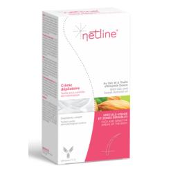Netline Crème dépilatoire Tube de 75 ml