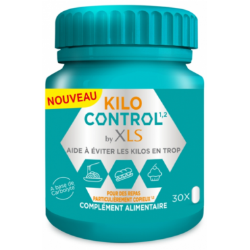 XL-S Medical Kilo control Boîte de 30 comprimés disponible sur Pharmacasse