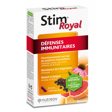 Stim Royal Défenses...