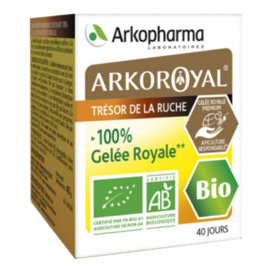 Arko Royal Gelée Royale Bio...