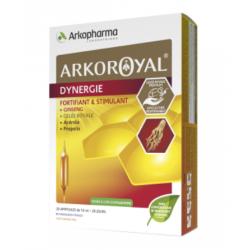 Arko Royal Dynergie Boîte de 20 ampoules