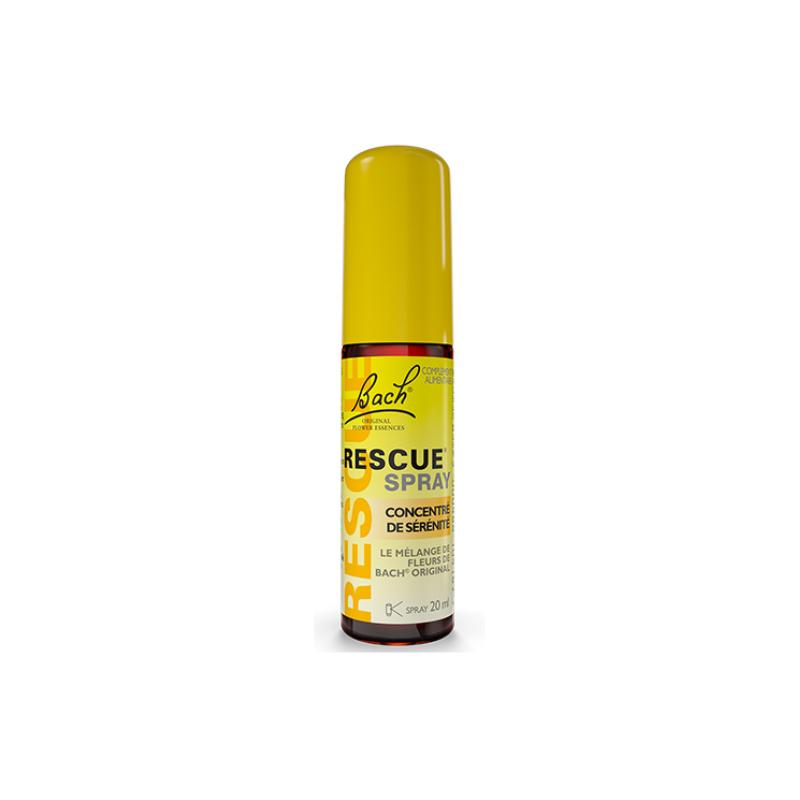 Rescue Spray Flacon de 20ml disponible sur Pharmacasse