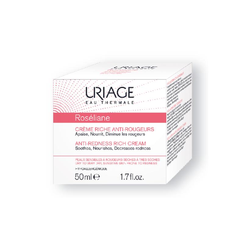 Uriage Roséliane Crème riche Anti-rougeurs 50ml disponible sur Pharmacasse