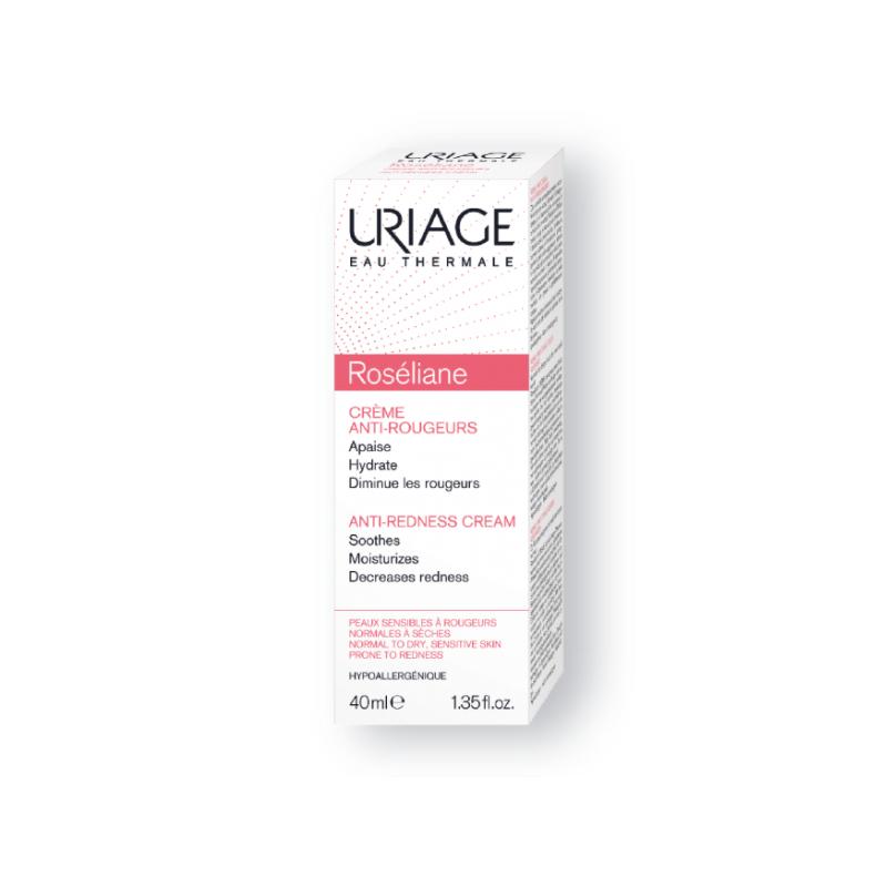 Uriage Roséliane Crème Anti-rougeurs 40ml disponible sur Pharmacasse