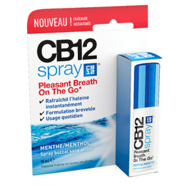 CB12 Spray Buccal 15ml