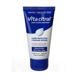 VITA CITRAL Soin hydra-défense baume protecteur 75ml