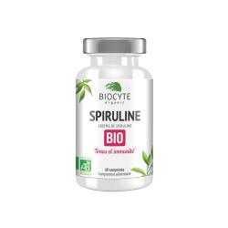 Biocyte Spiruline Bio Boîte...