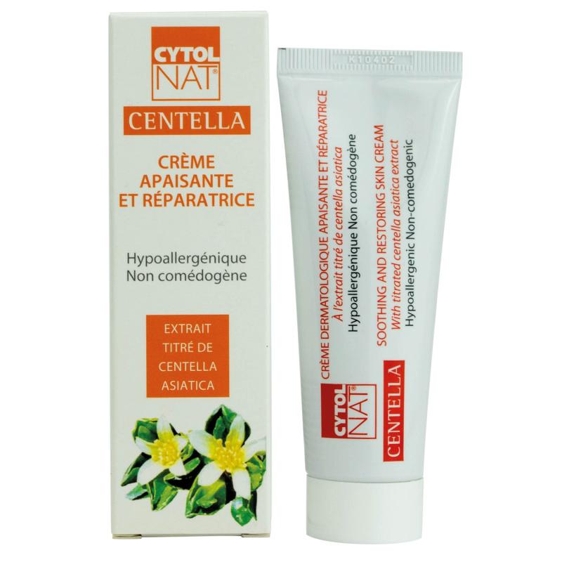 Cytolnat Centella Crème Réparatrice et Apaisante 100ml disponible sur Pharmacasse
