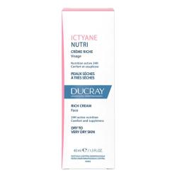 Ducray Ictyane Nutri Crème...