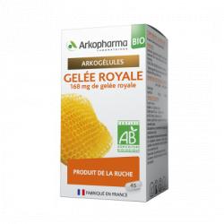 Arkogélules Gelée Royale Boîte de 45 gélules
