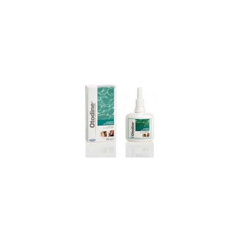 Otodine Solution Auriculaire 100ml disponible sur Pharmacasse