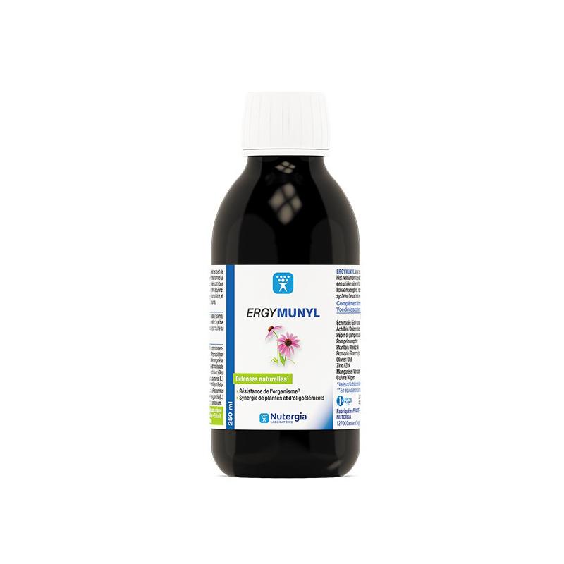 Nutergia Ergymunyl Flacon de 250ml disponible sur Pharmacasse