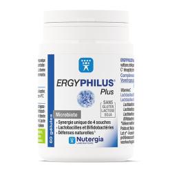 Nutergia Ergyphilus Plus Boîte de 30 gélules disponible sur Pharmacasse
