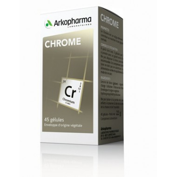 Arkogélules Chrome Boîte de...