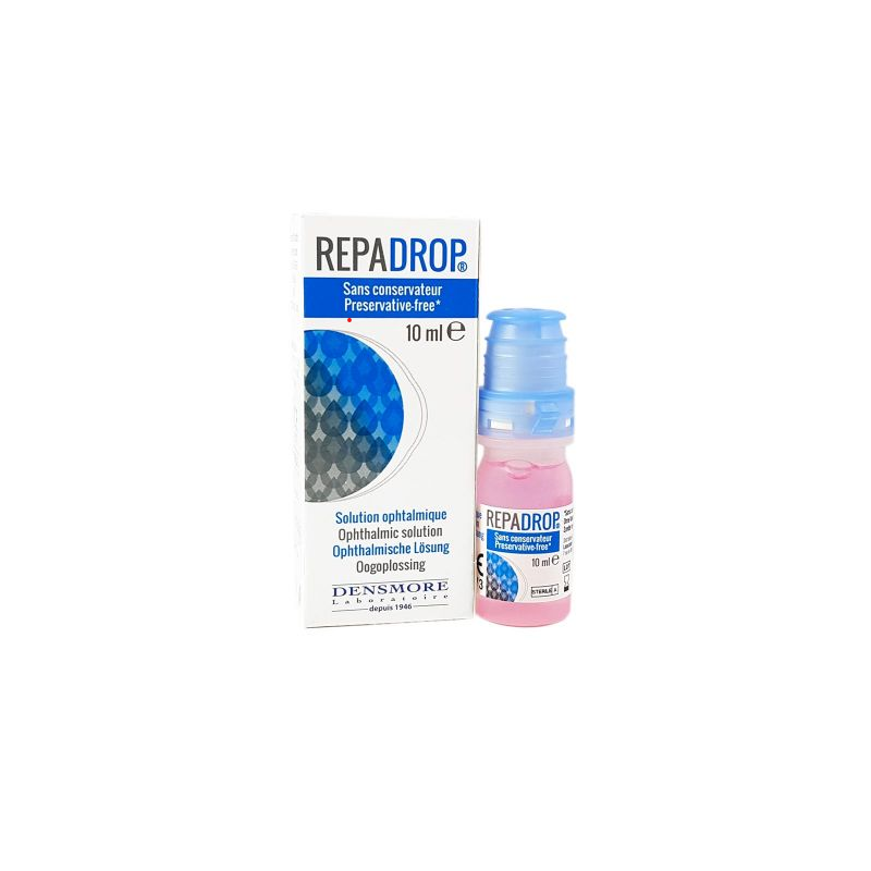 Repardrop Solution Ophtalmique 10ml disponible sur Pharmacasse